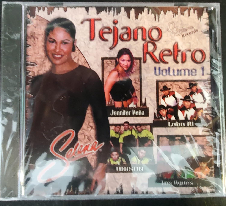 Tejano Retro 1 Vol. Popular Manufacturer OFFicial shop product