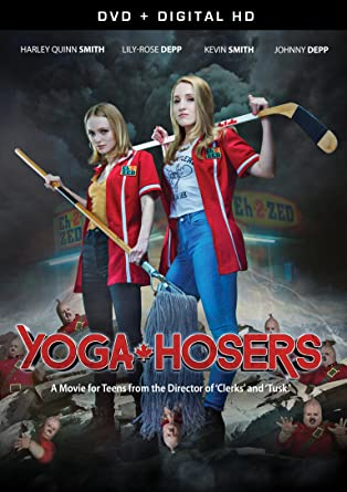 Amazon.com: Yoga Hosers: Johnny Depp, Justin Long, Lilly ...