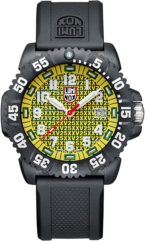 Luminox Navy Seal Colormark 25th Anniversary Watch