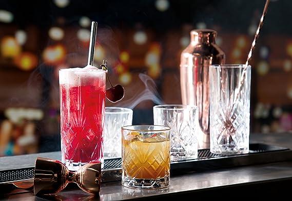 Deluxe ginventive Cocktail Cadeau Panier-Cocktail-Cadeau