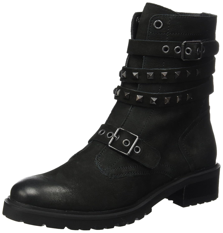 New Femme Lotte Ankle Motardes Boot Pms Bottes BFFwqrAYx