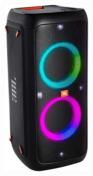 Amazon Com Jbl Partybox 300 High Power Portable Wireless Bluetooth Party Speaker Electronics