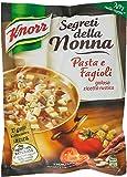 Knorr Segreti della Nonna, Pasta e Fagioli Golosa Ricetta Rustica - 182 gr