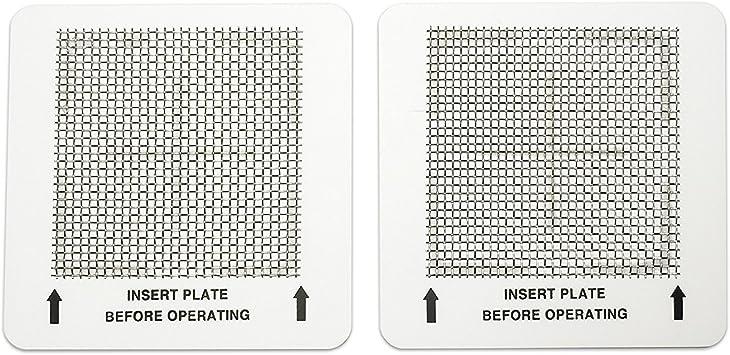 2 placas de cerámica y ozono 4.5