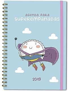 Agenda escolar Croqueta y empanadilla 2017-18 TANTANFAN ...