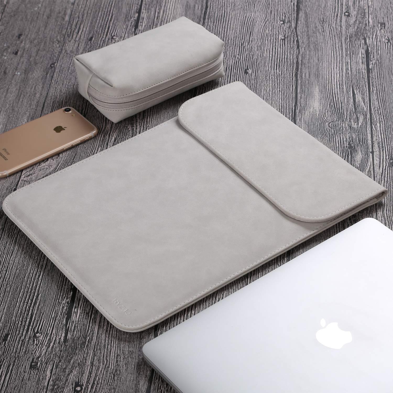 HYZUO 13-13,5 Zoll Laptop H/ülle Tasche Laptoph/ülle Compatibel mit 13,5 Surface Laptop//Alt MacBook Air 13//MacBook Pro 13 2012-2015//12,9 iPad Pro 2015 2017//Hp Spectre x360 13 mit kleine Tragetasche