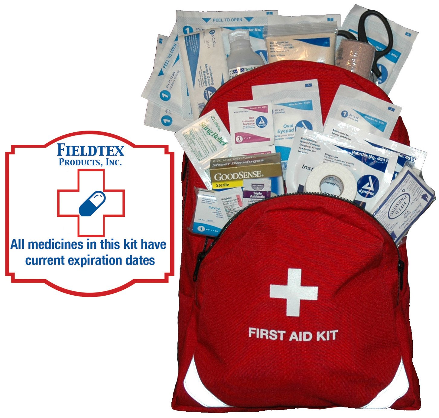 Sports Backpack First Aid Kit