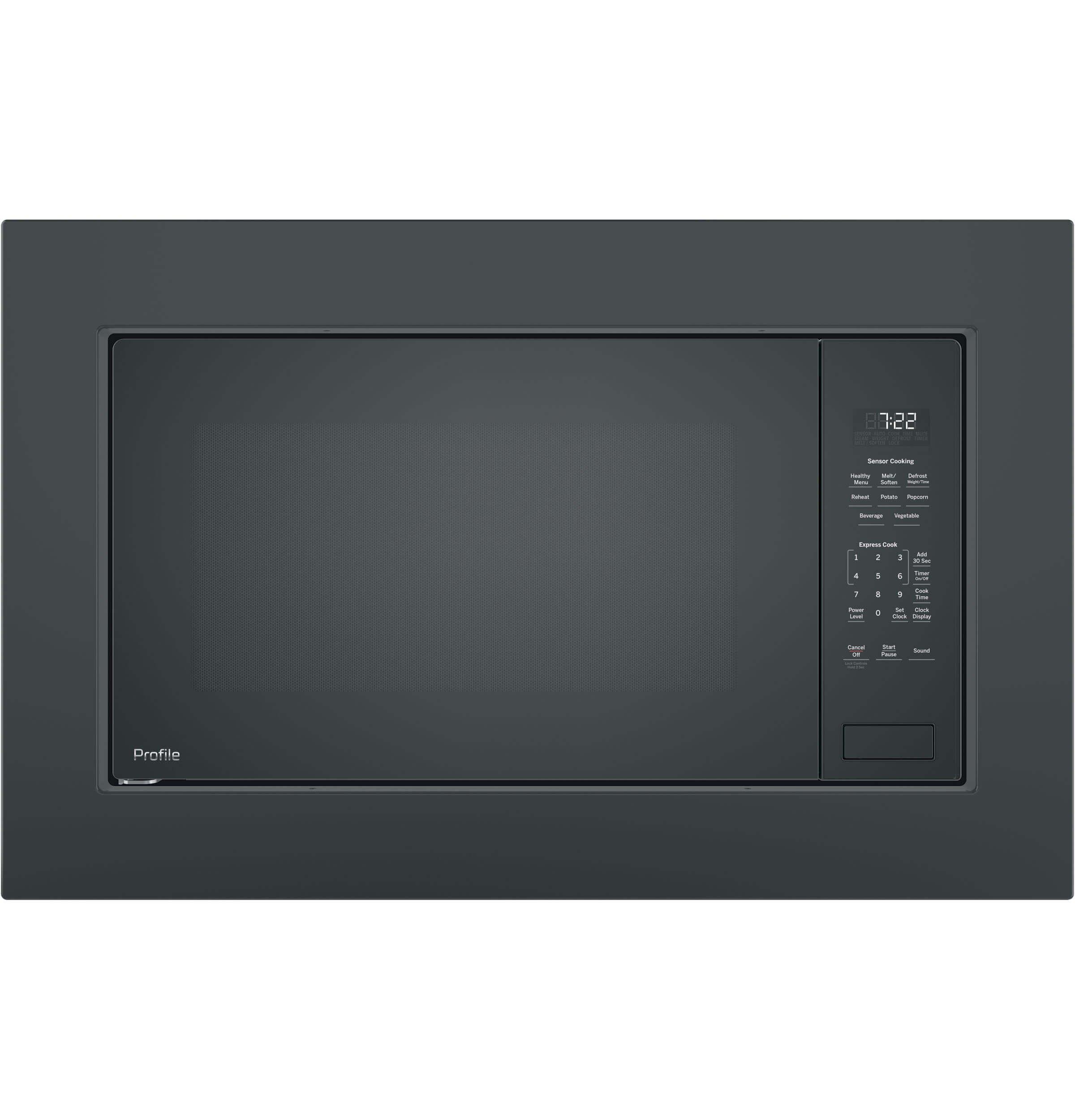 GE PEB7227DLBB Microwave Oven by GE (Image #1)