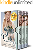 A Fake Marriage Collection: Three Sweet Fake Marriage Romances (A Fake Marriage Series)