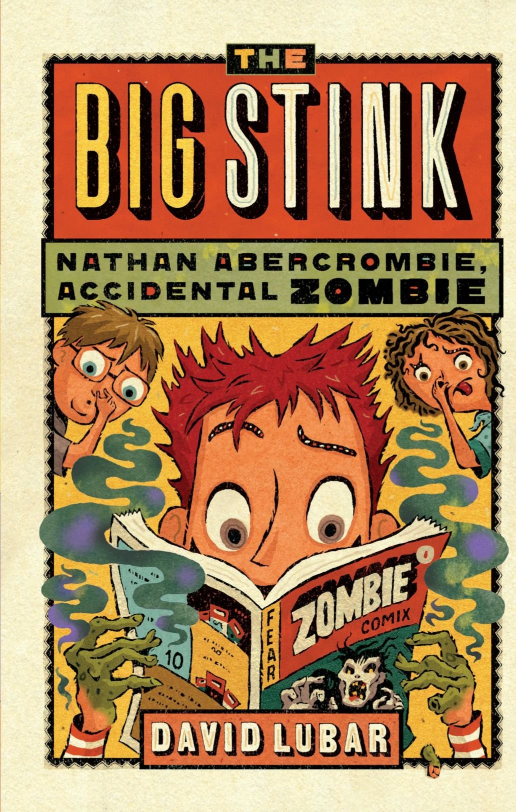 Download The Big Stink (Nathan Abercrombie, Accidental Zombie) pdf epub