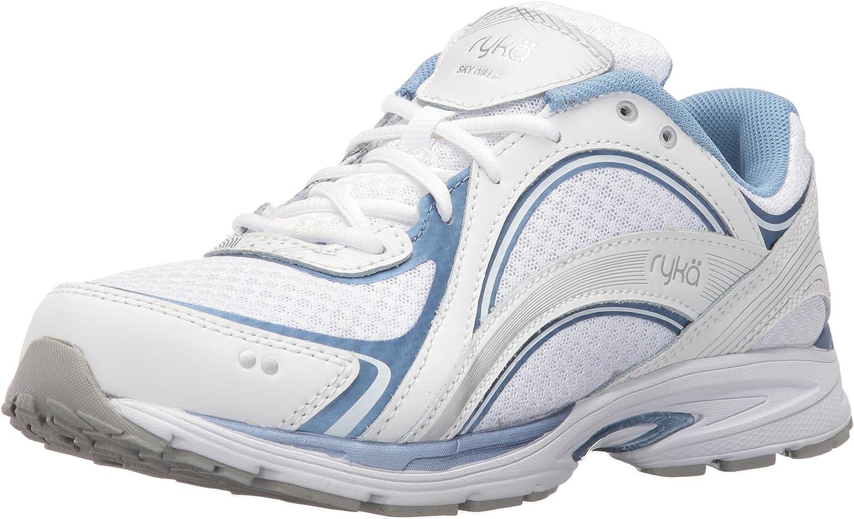 RYKA Sky Walk, Zapatillas para Caminar para Mujer, Blanco/Azul, 40.5 EU: Amazon.es: Zapatos y complementos