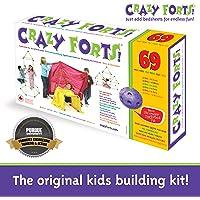Crazy Forts,Purple, 69 pieces