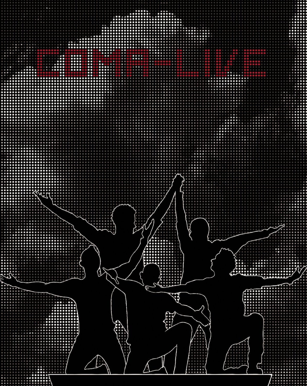 Coma - Live (Blu-ray)