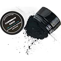Caribbean Coco Charcoal Toothpaste - Activated Charcoal Teeth Whitening Powder -...