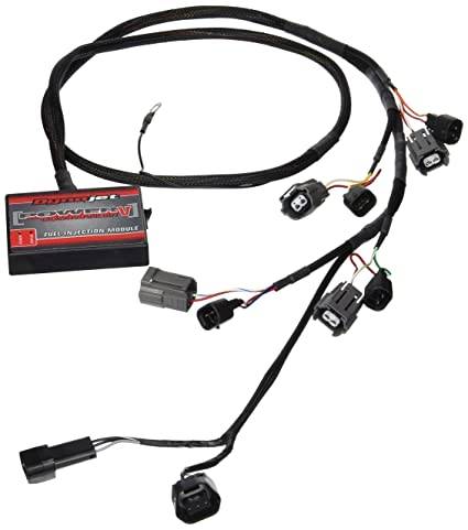 Amazon Com Dynojet 20 029 Power Commander V Fuel Injection Module