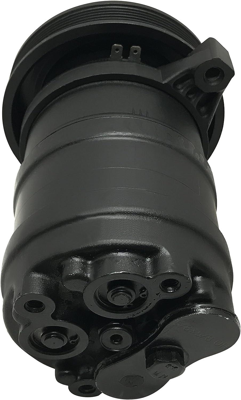 RYC Remanufactured AC Compressor and A//C Clutch EG867