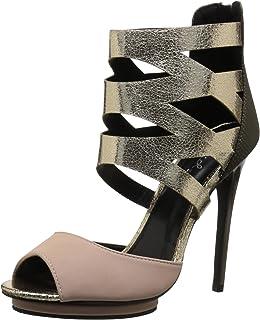 727ad70686ed Qupid Women s Janel 07 Dress Sandal