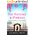 One Summer in Positano: An uplifting love story perfect for the summer!