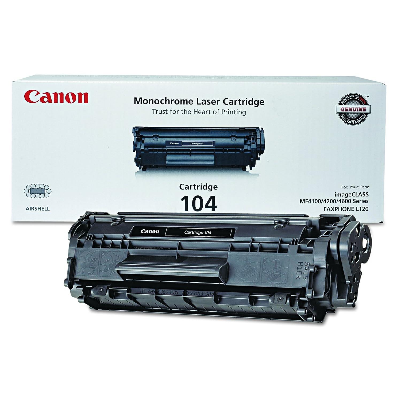 Canon 0263B001BA Original Negro 1 Pieza(s) - Tóner para ...