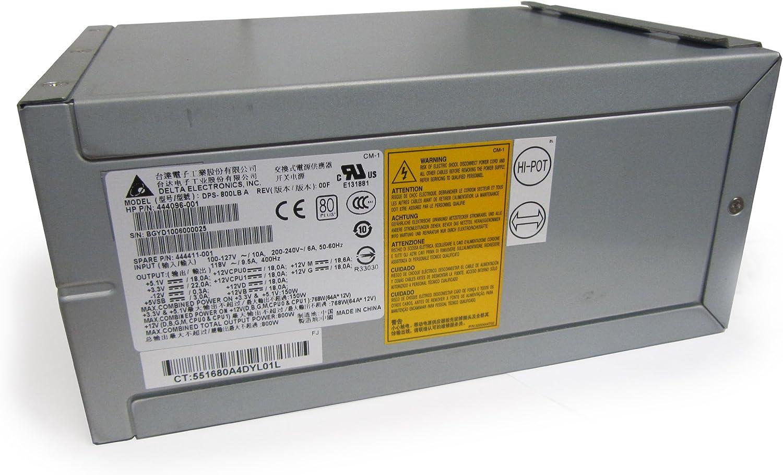 Compaq Orig 444411-001 Compaq 800Watt Power Supply P//N 444411-001