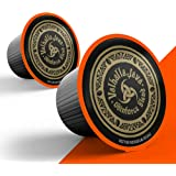 VALHALLA JAVA Single Serve Coffee Pods [10 Count] World's Strongest Coffee, Keurig Capsules, K Cups, Capsule Cup, USDA Certif