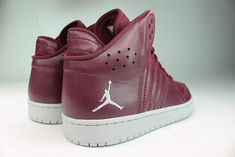 Jordan 1 Flight 4 Night Maroon Platinum