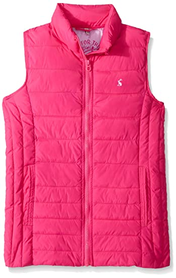 22b80753a3 Joules Girls Croft Quilted Girls Body Warmer  Amazon.co.uk  Clothing