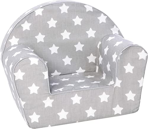 DELSIT Toddler Chair Kids Armchair