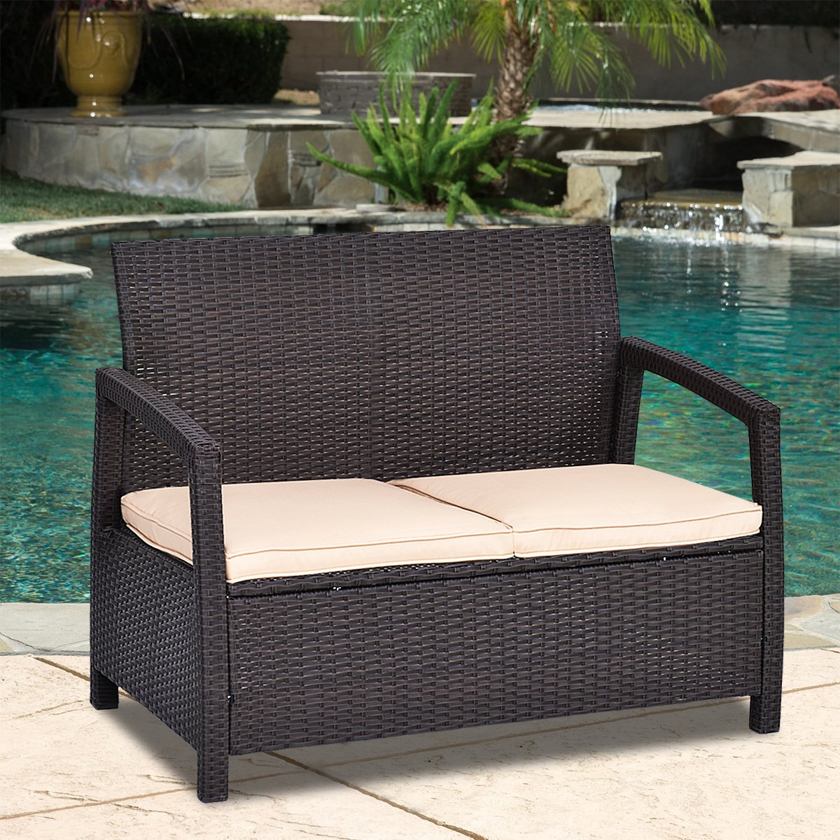 Best Rated In Patio Loveseats & Helpful Customer Reviews