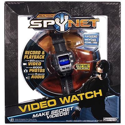 Spy Net: Secret Mission Video Watch: Toys & Games
