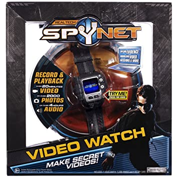 0ebcdc4d853537 Spynet Video Watch  Amazon.co.uk  Toys   Games