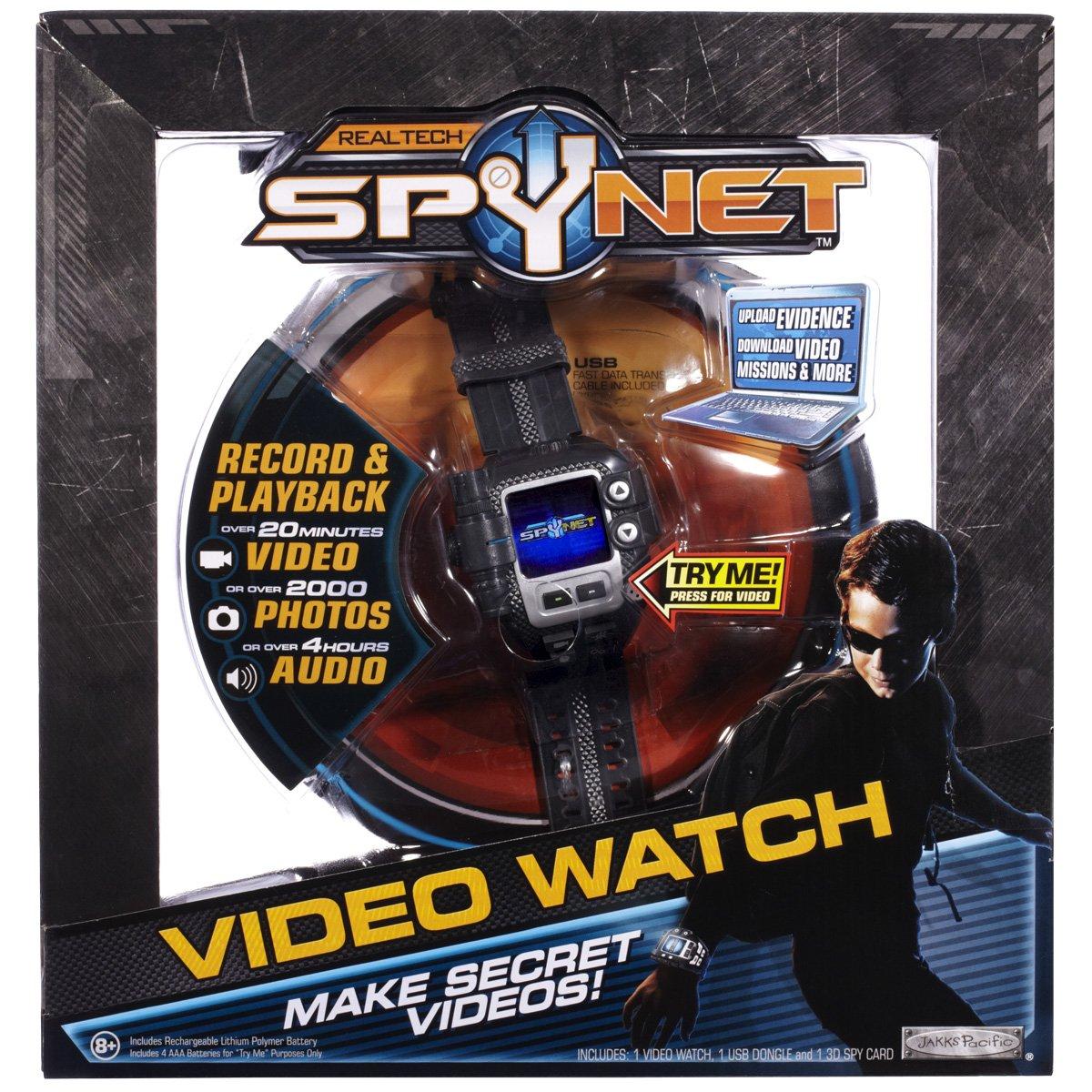 SpyNet Secret Mission Video Watch