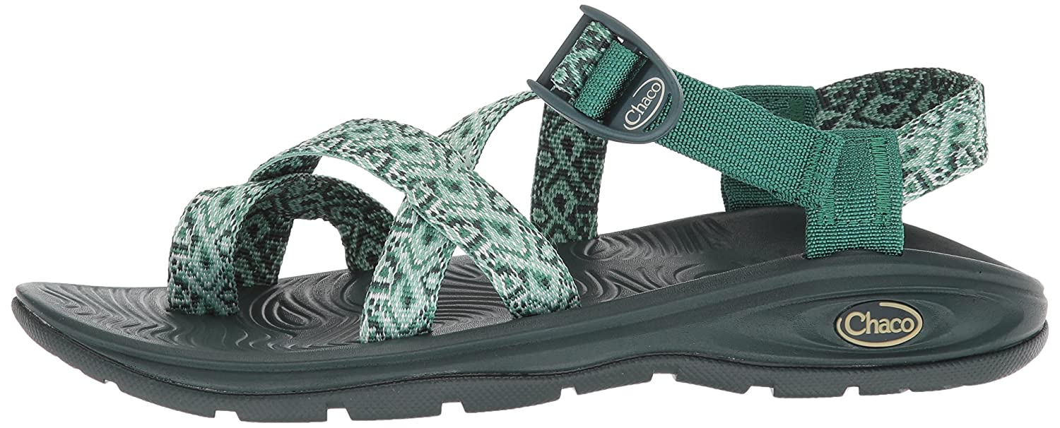 Chaco Women's Zvolv 2 Athletic US|Nested Sandal B071X5VLZS 8 B(M) US|Nested Athletic Pine 2c4775