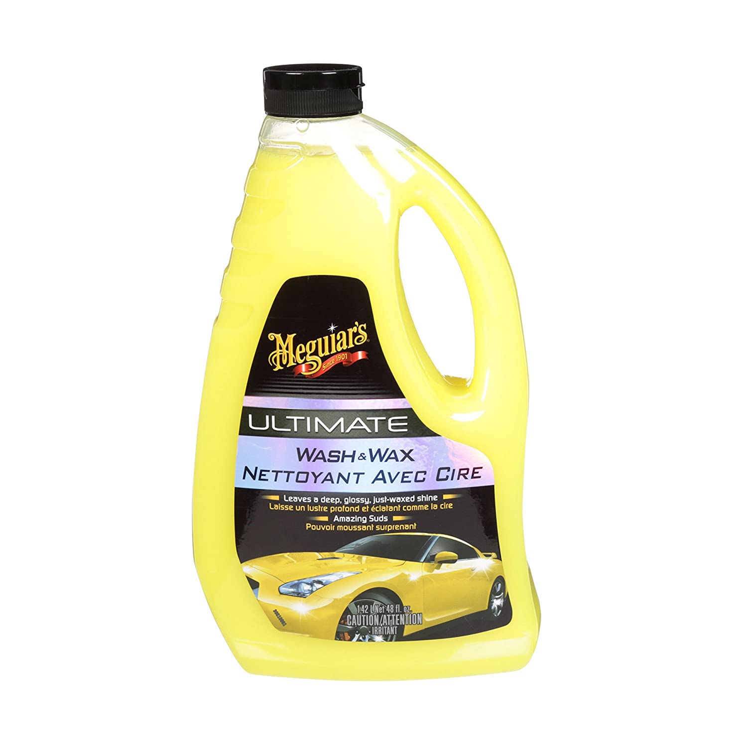 Meguiar's G17748C Ultimate Wash and Wax Meguiar' s