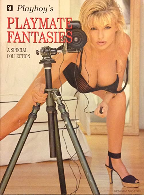 Amazon.com: 1994 Anna Nicole Smith/Pamela Anderson Playboy ...