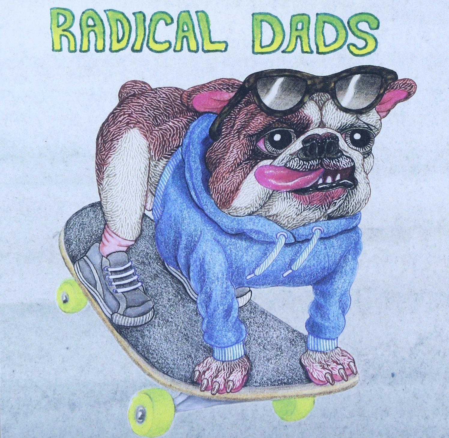 Skateboard Bulldog [Analog]                                                                                                                                                                                                                                                                                                                                                                                                <span class=