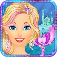 Ice Princess Mermaid Salon: Spa, Make Up and Dressup - Full Version