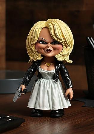 Mezco Toyz Figura Tiffany 15 cm. La Novia de Chucky MDS: Amazon.es ...