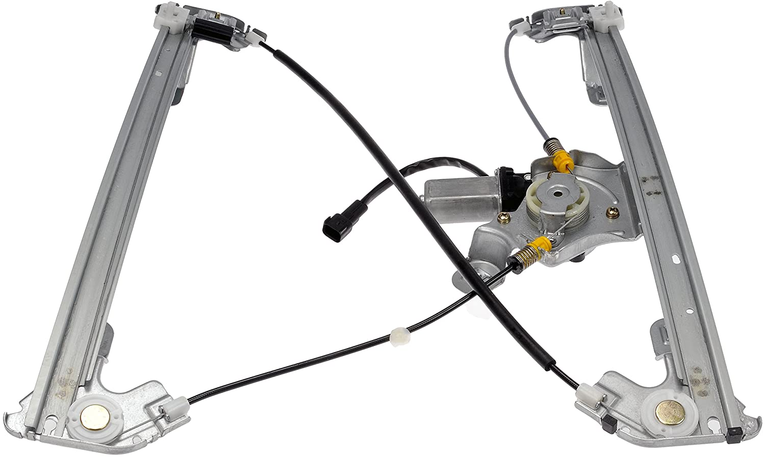 Dorman 741-969 Ford/Lincoln Rear Passenger Side Window Regulator with Motor Dorman - OE Solutions