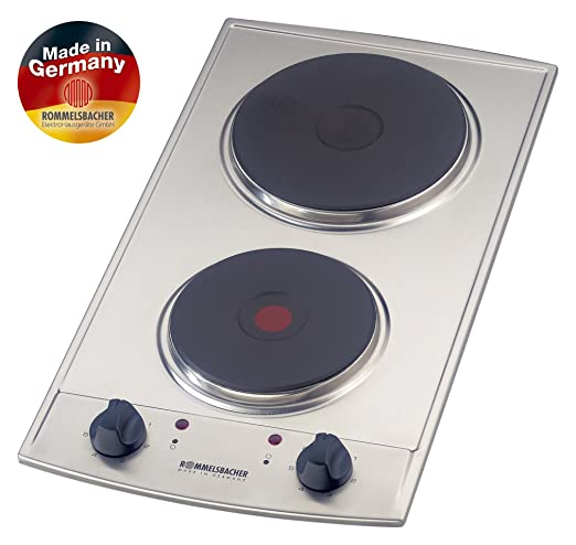 Rommelsbacher EBS 3074/E - Cocina eléctrica integrable (2 ...
