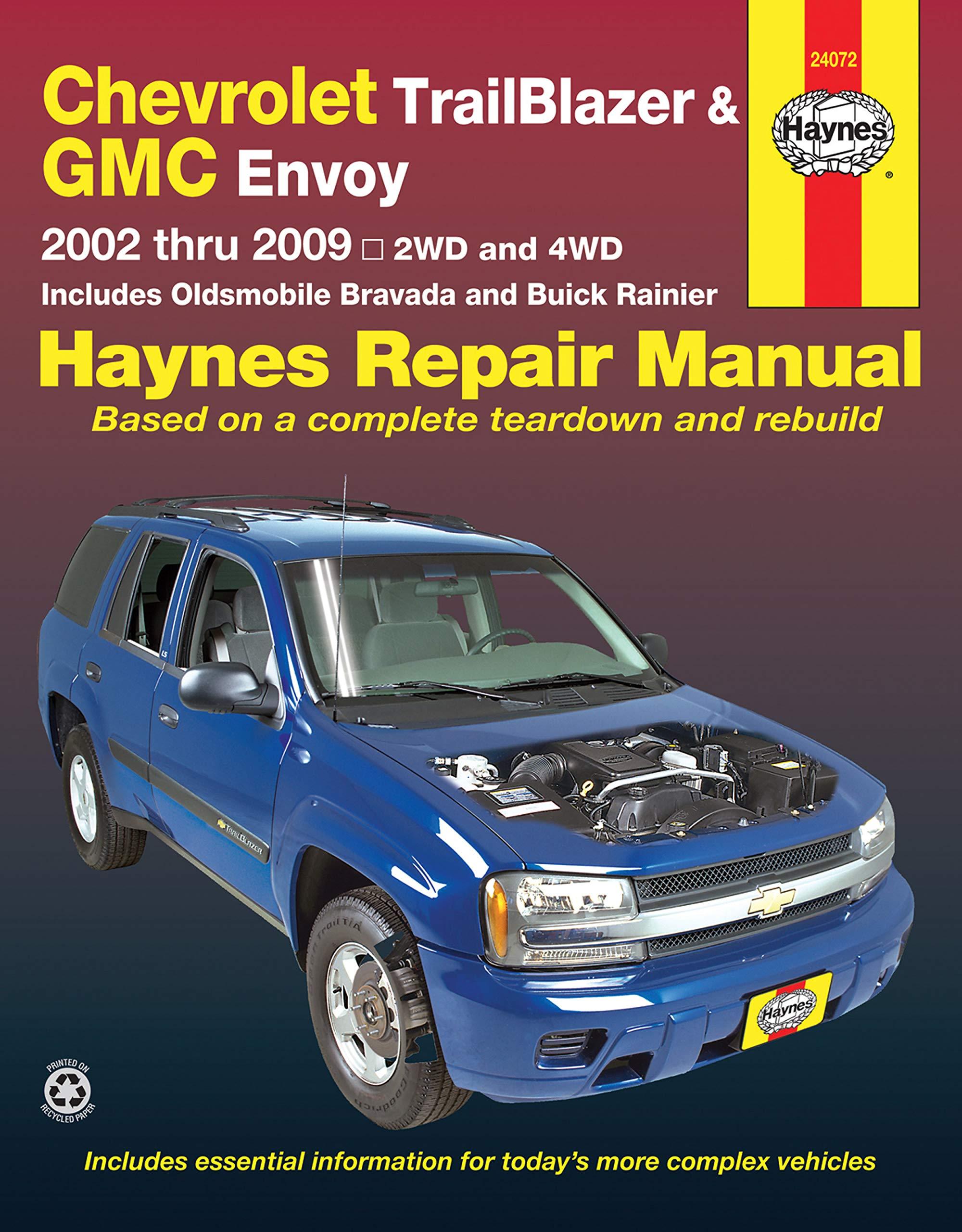Haynes 24072 Technical Repair Manual