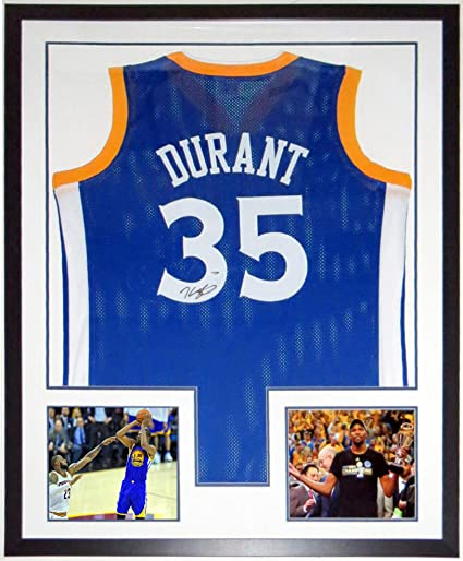 e2bdb6e885c Kevin Durant Signed Nike Golden State Warriors Finals Jersey - PSA DNA COA  Authenticated - Professionally