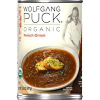 12-Pack Wolfgang Puck Organic French Onion Soup, 14.5 oz. Can