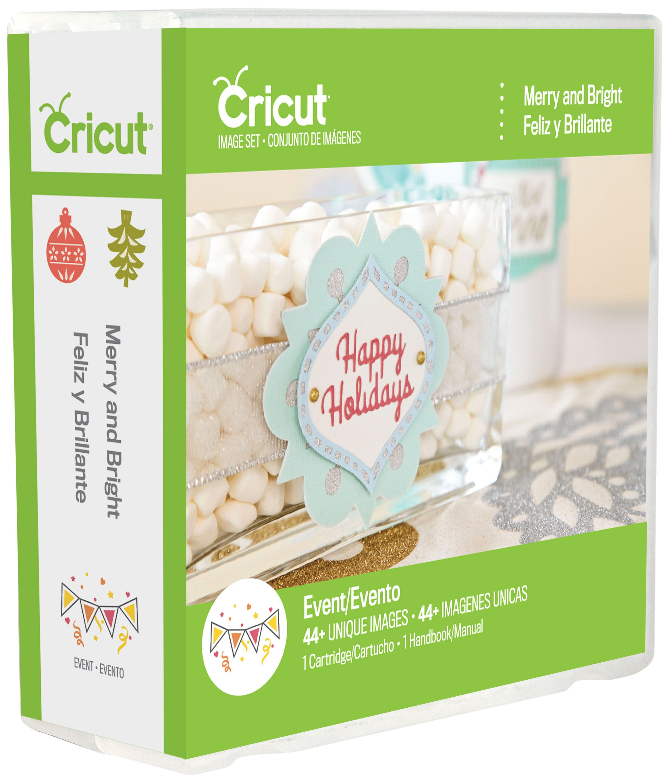 Cricut Merry and Bright cartridge