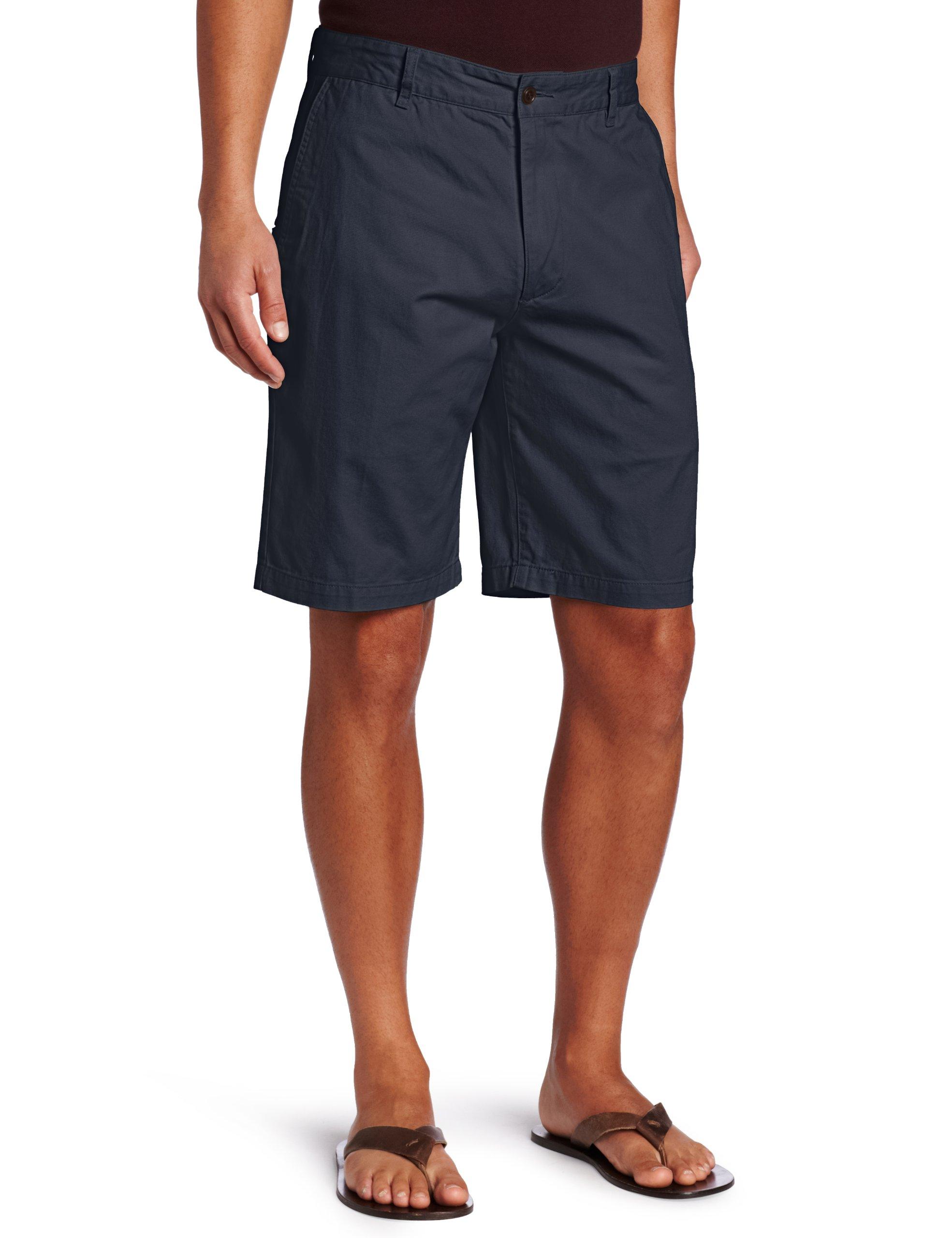 Dockers Men's Classic-Fit Perfect-Short - 36W - Maritime (Cotton)