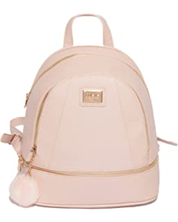 3475bf4ef40d Colette Hayman - Bridget Black Medium Rose Gold Hardware Backpack ...