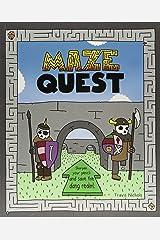 Maze Quest Paperback