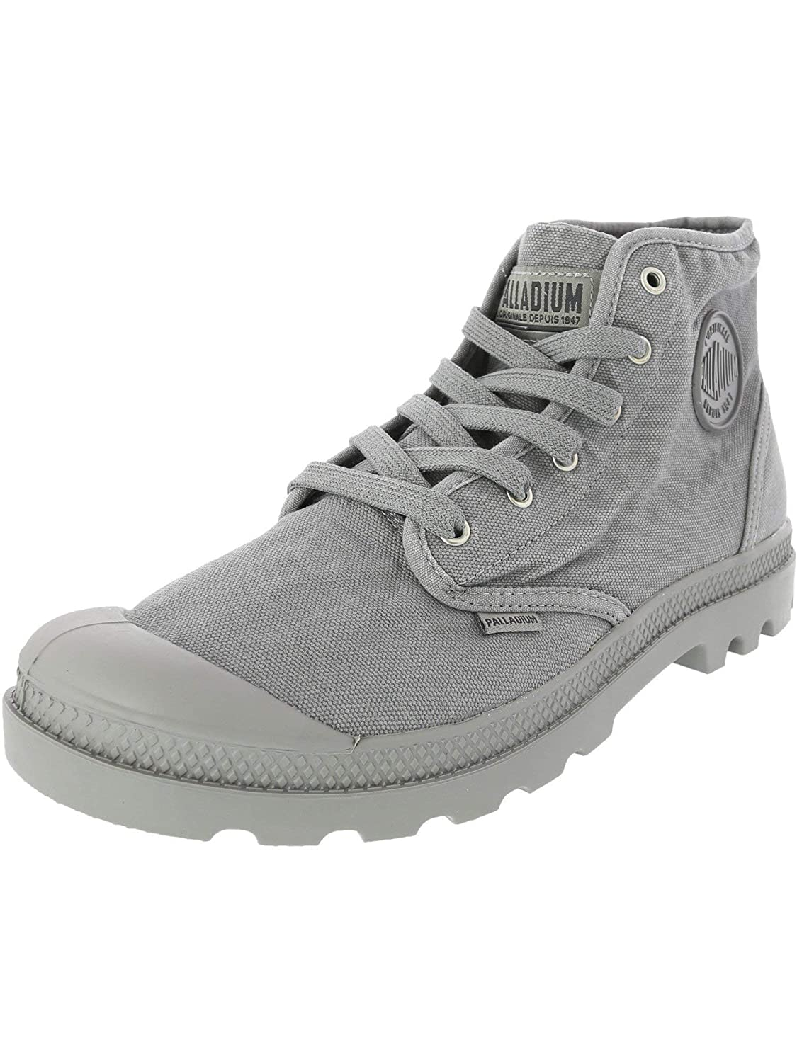 135a3a59404 Amazon.com | Palladium Women's Pampa Hi Canvas Boot | Fashion Sneakers