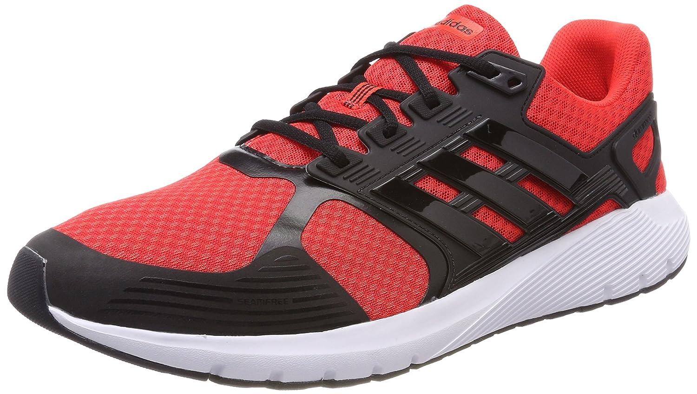 Adidas Duramo 8 M, Zapatillas de Running para Hombre 39 1/3 EU|Multicolor (Hi-res Red/Core Black/Core Black 0)