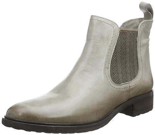 Andrea Conti 0810500 - Botines Chelsea Mujer, Gris (31), 42: Amazon.es: Zapatos y complementos